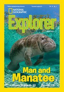explorer magazine national geographic society - 259×375