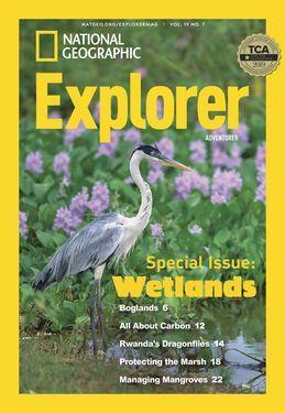 Cover for Adventurer (Grades 5-6) issue 2020-05