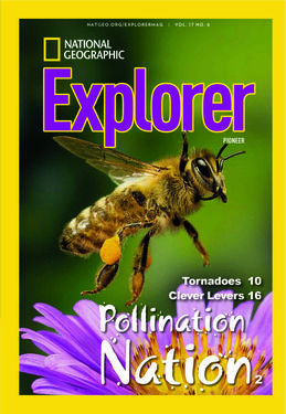 Cover for Pioneer (Grade 2) issue 2018-04