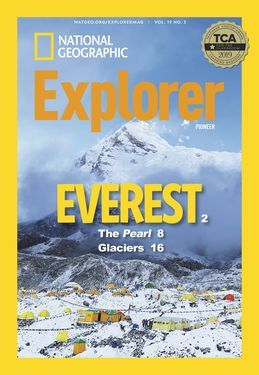 Cover for Pioneer (Grade 2) issue 2019-11