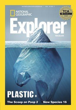 Cover for Trailblazer (Grade 3) issue 2019-05