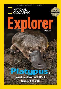 Cover for Trailblazer (Grade 3) issue 2021-03