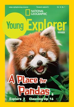 Cover for Voyager (Grade 1) issue 2016-09
