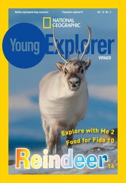 Cover for Voyager (Grade 1) issue 2016-11