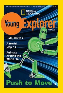 Cover for Voyager (Grade 1) issue 2017-11