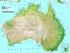 Australia Geophysical Map