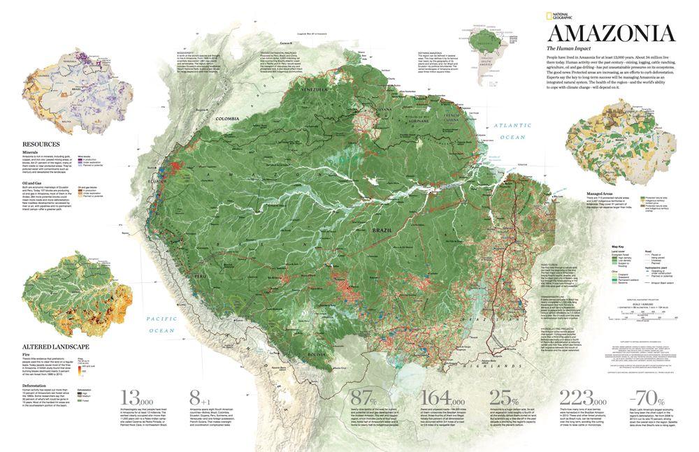 Amazonia: The Human Impact