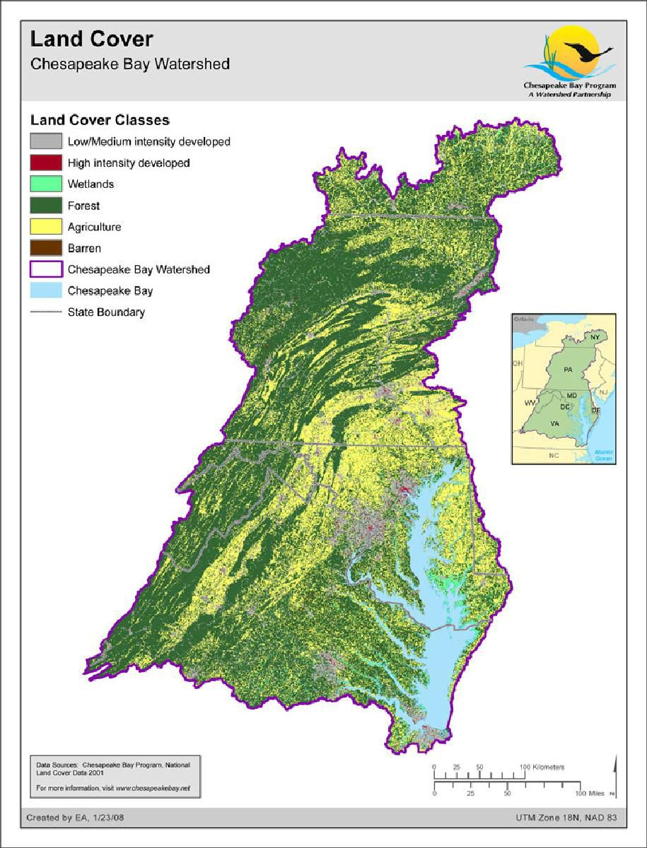 the importance of agricultural management in the chesapeake bay area Final sop for chesapeake bay agricultural and restoring the chesapeake bay half of the land area of pennsylvania drains to important, water quality in.