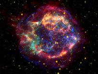 Photo: Star explosion