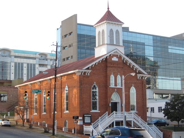 Dexter Avenue Baptist Church