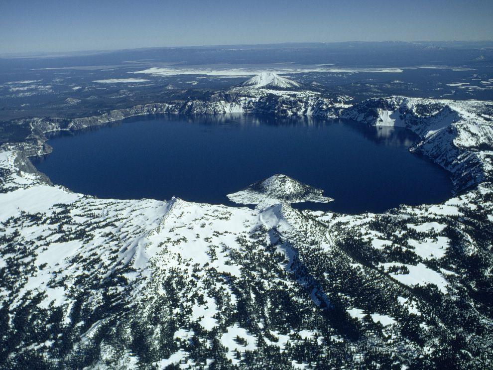 caldera | National Geographic Society
