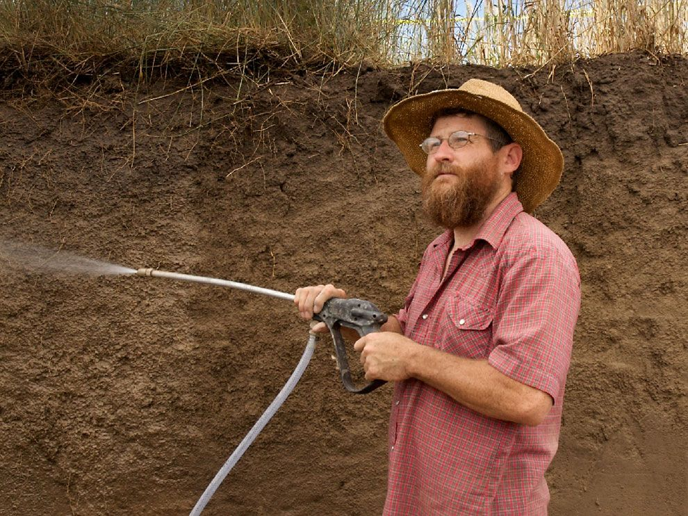 Emerging explorers national geographic society for Soil scientist