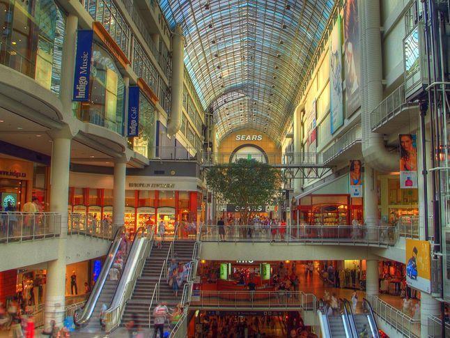 Eaton Center Mall