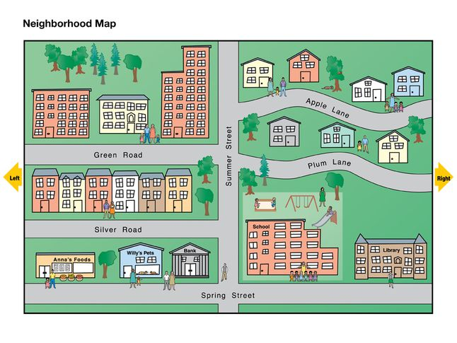 neighborhood map national geographic society