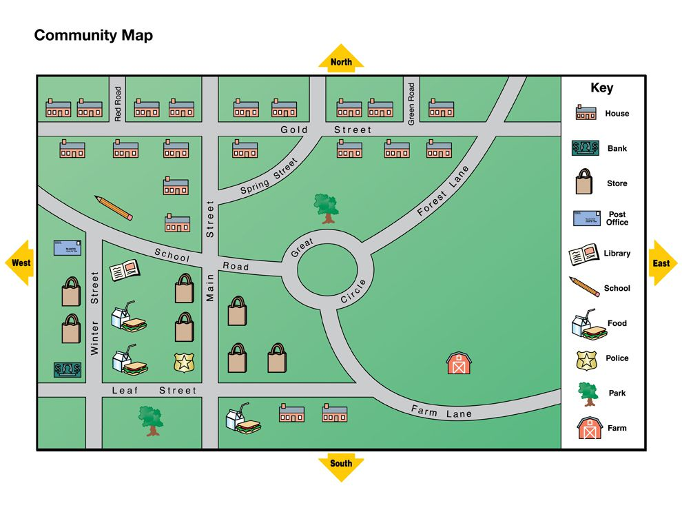 Community Map   National Geographic Society