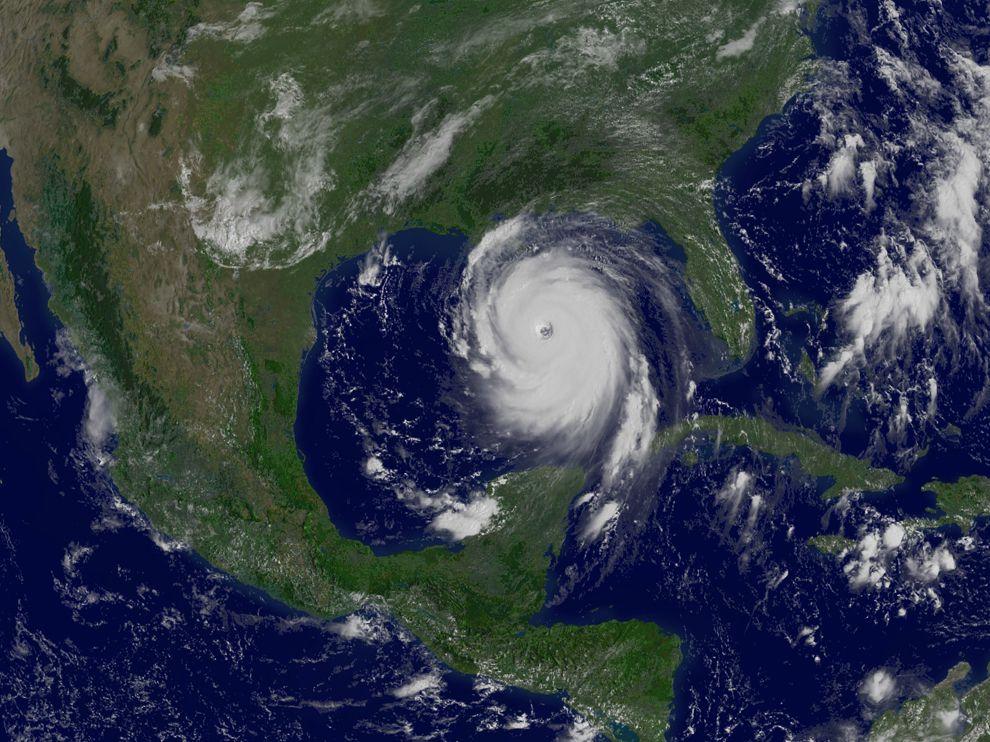 Hurricane Katrina Make...