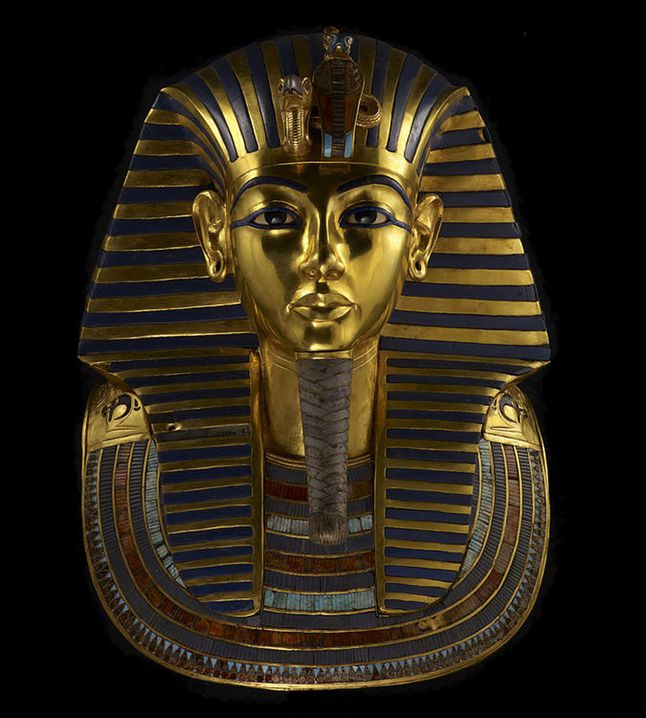King Tut's Golden Mask