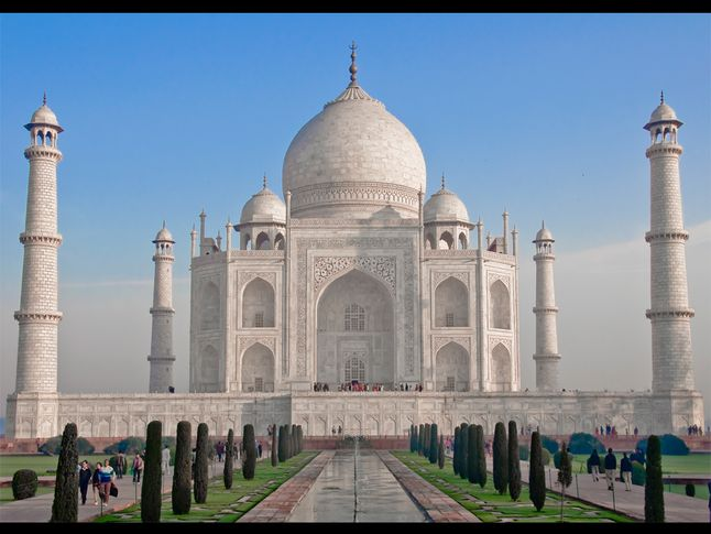 Taj Mahal National Geographic Society