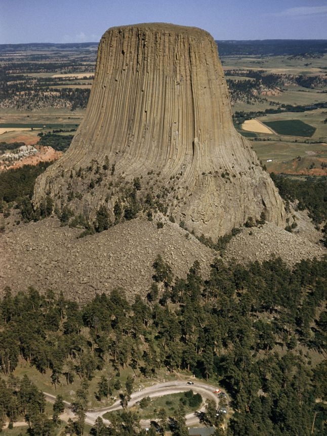 Devils Tower - National Geographic Society