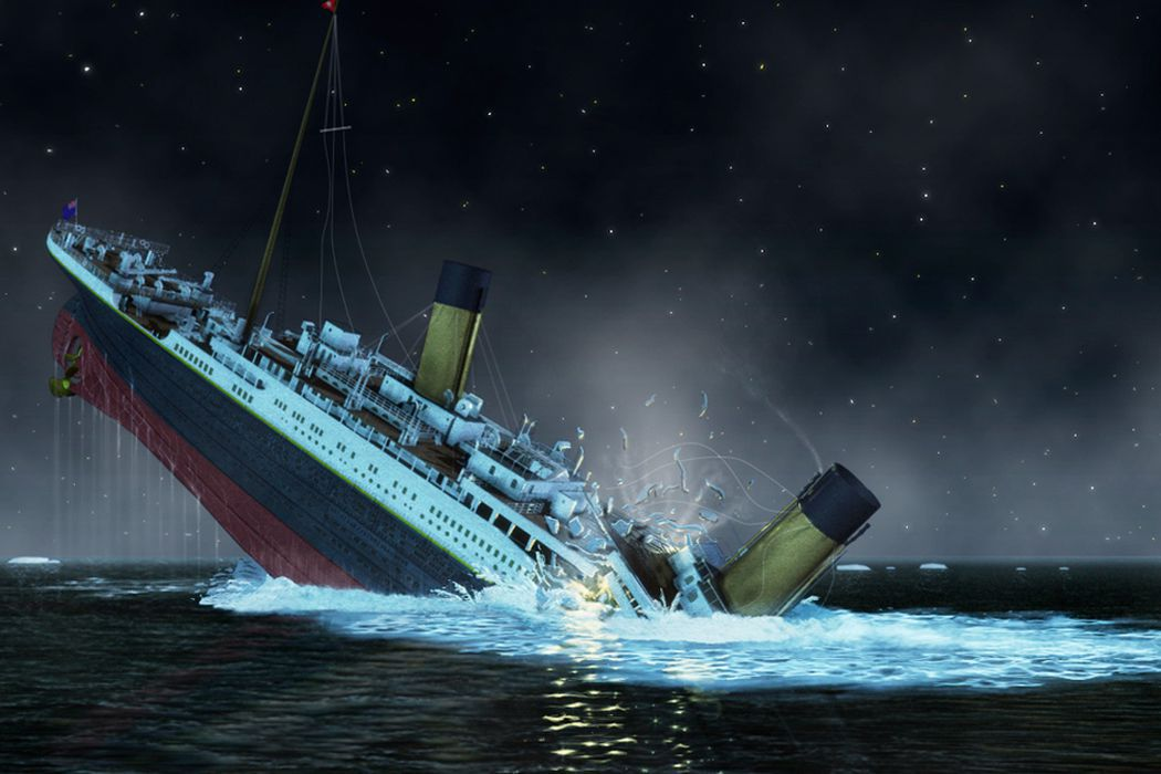 Sinking of the Titanic | National Geographic Society