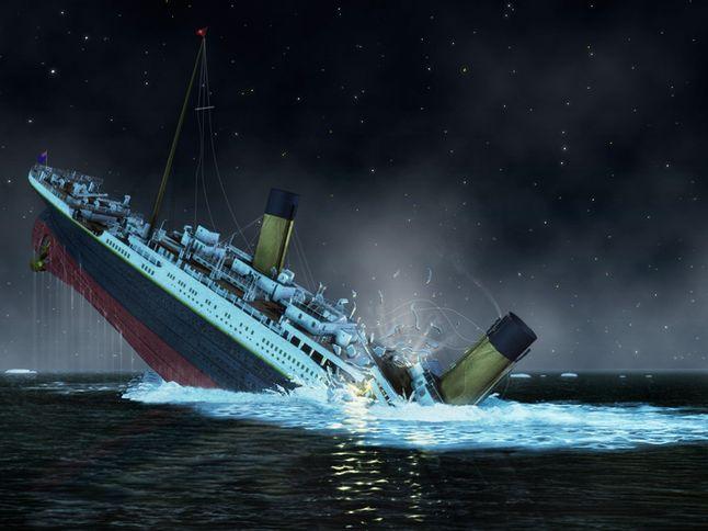 Titanic Sinks National Geographic Society
