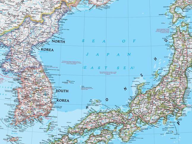 Sea of Japan