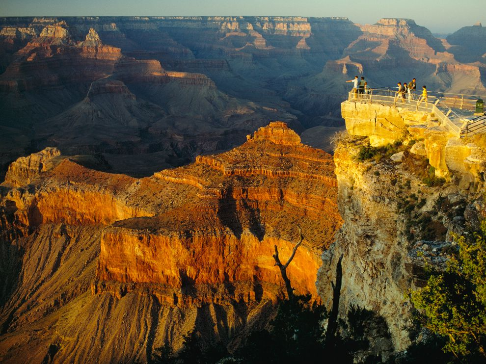 Grand Canyon Becomes a National Monument