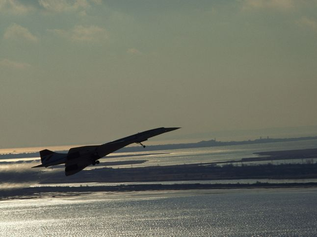 Concorde Put Into Service
