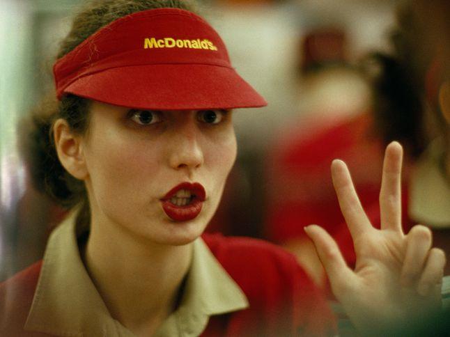 Moscow McDonalds