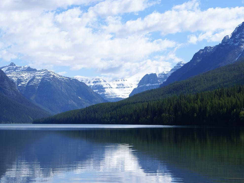 Glacier National Park Created National Geographic Society