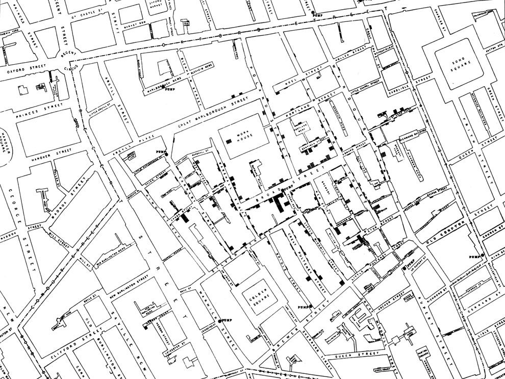 Mapping A London Epidemic