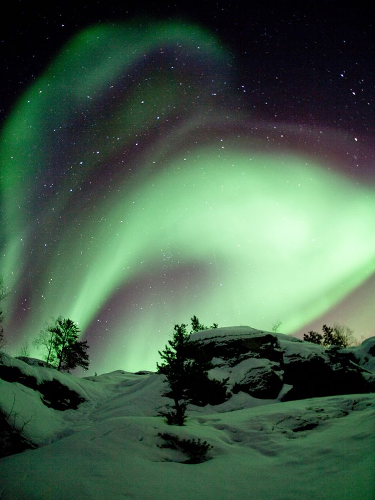 Aurora National Geographic Society