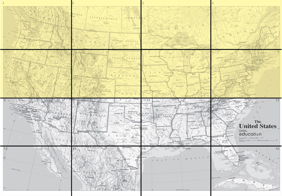 United States MapMaker Kit | National Geographic Society