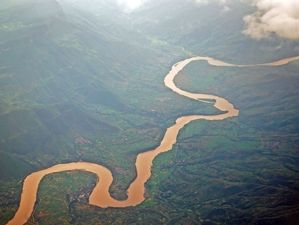 River National Geographic Society - Examples of rivers in the world
