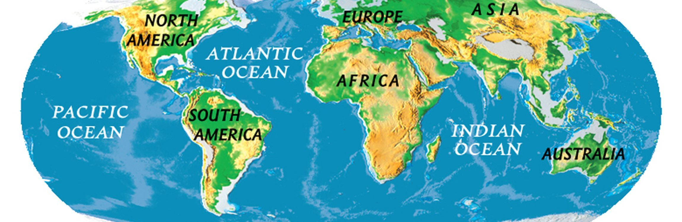 continents - National Geographic Society
