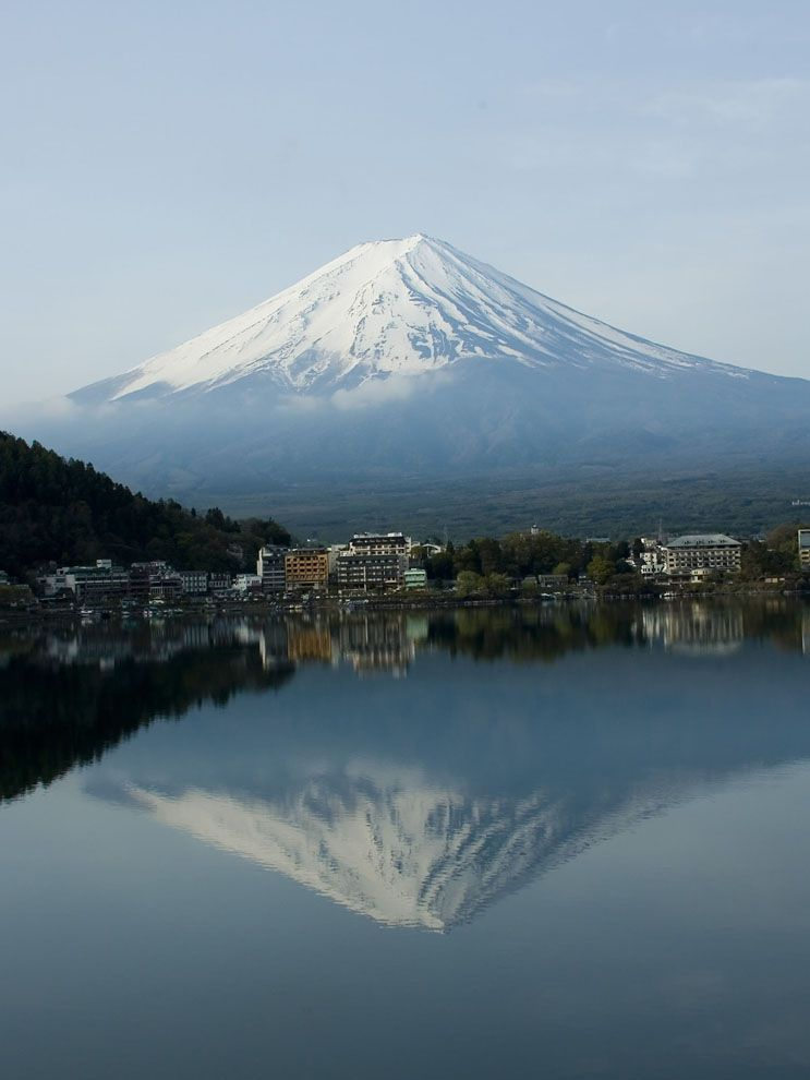 Mount Fuji National Geographic Society
