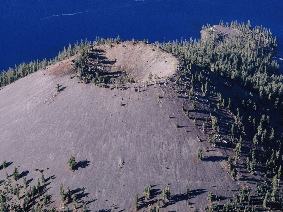 Volcanic Cone National Geographic Society