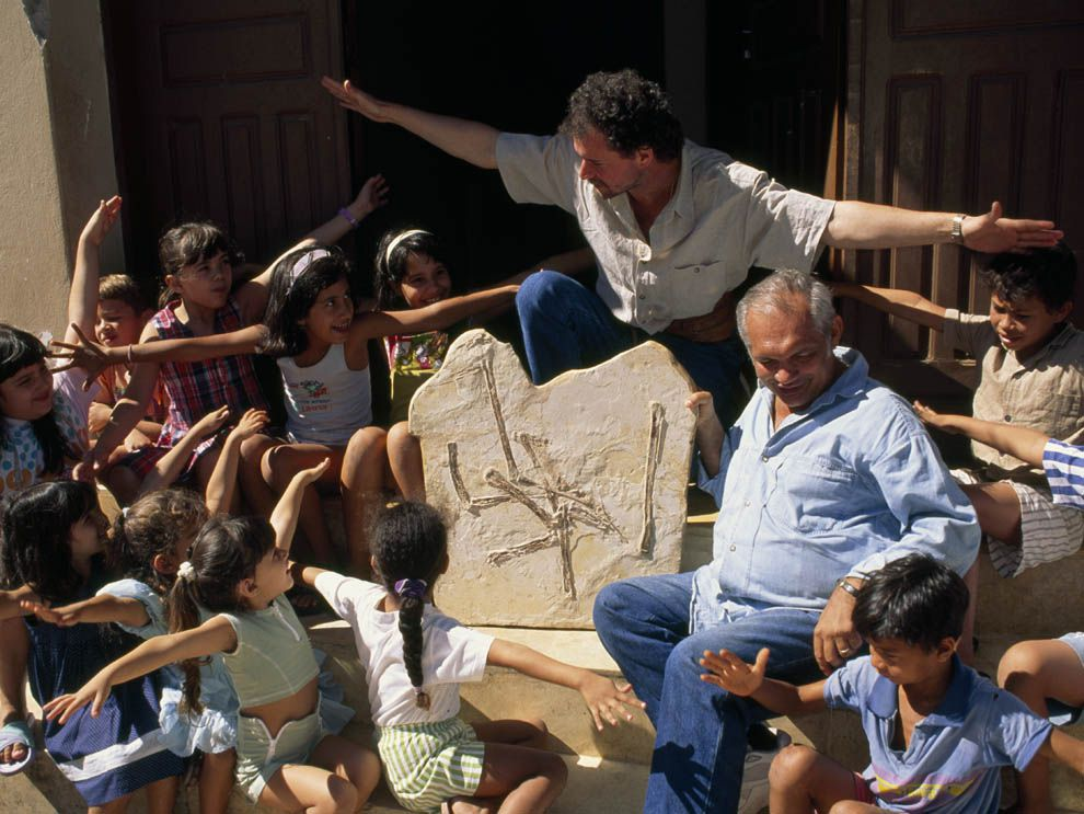paleontology   National Geographic Society