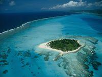 Photo: Saipan Island in Micronesia.