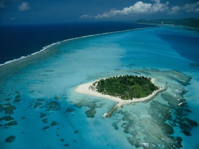 Photo: Saipan Island in Micronesia.