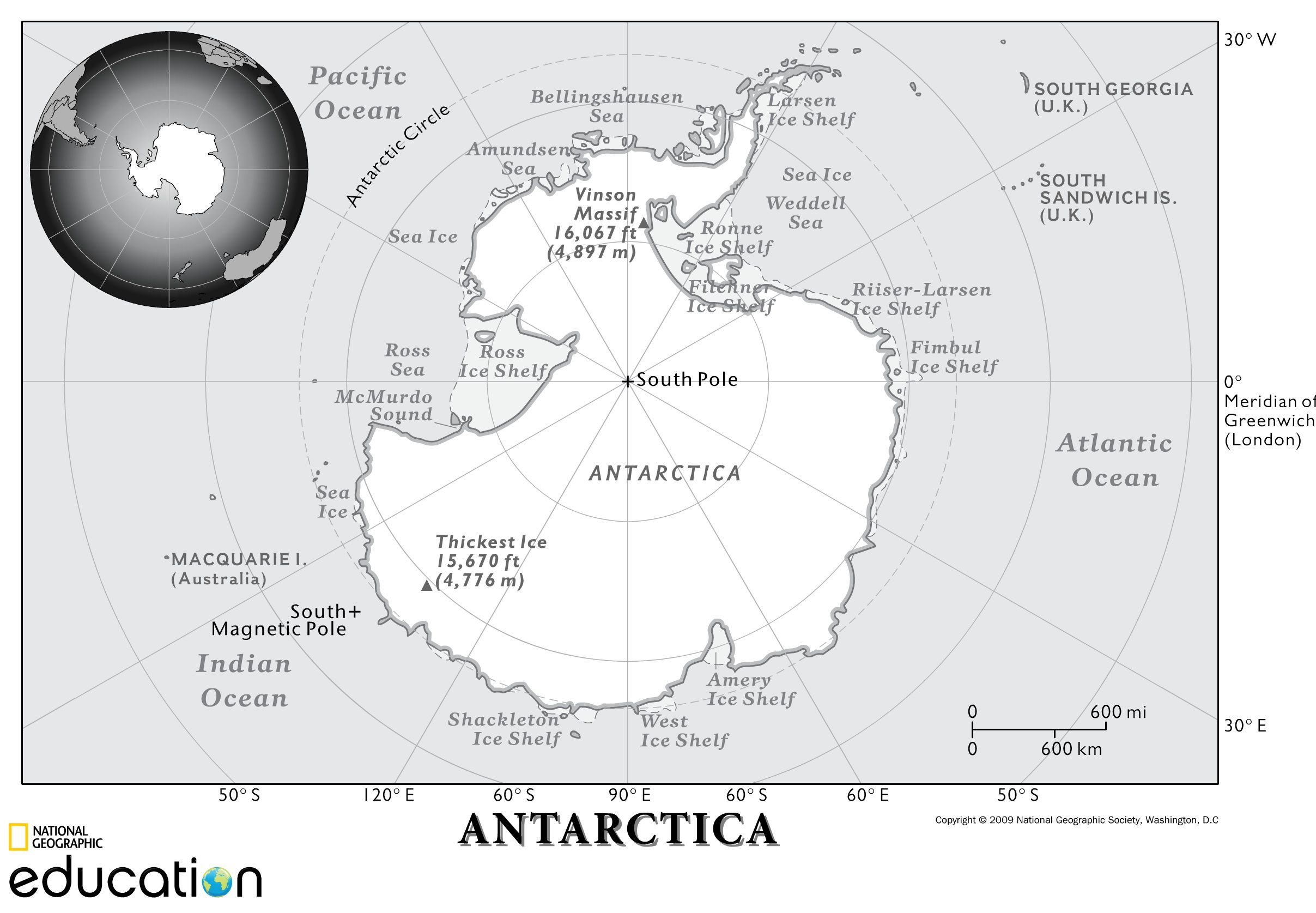 antarctica national geographic society