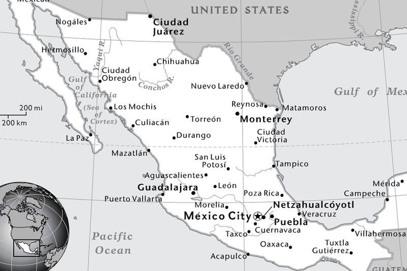 mexico internal resource