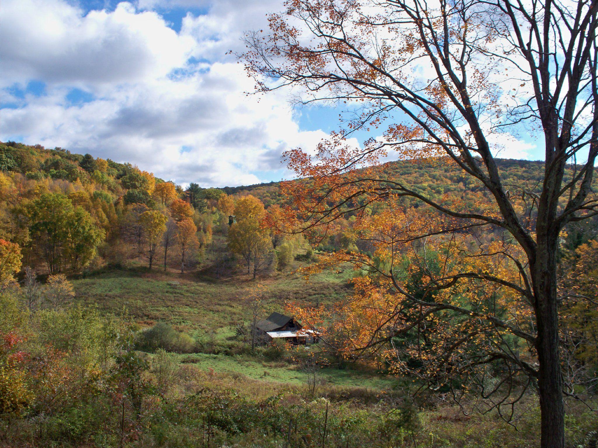 Hudson River: A Good Place for a Settlement