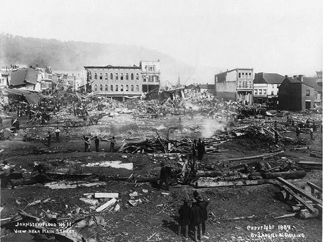 Johnstown Flood | National Geographic Society