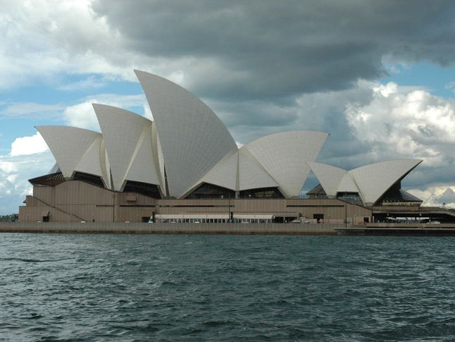 Sydney Opera House Opens National Geographic Society