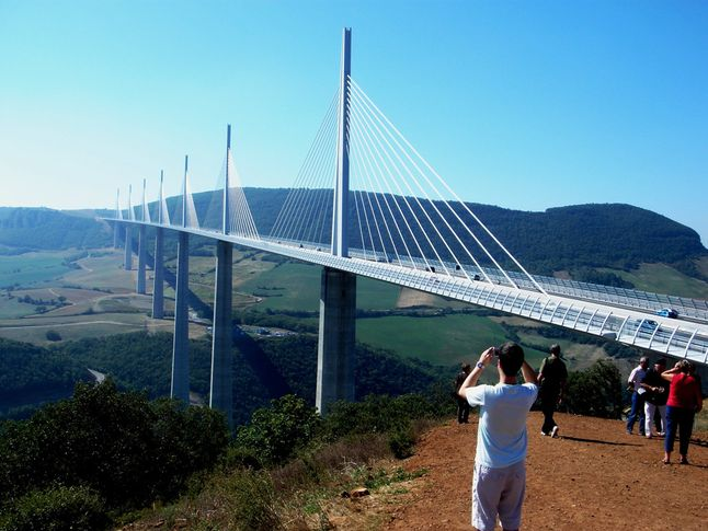 Millau Viaduct   National Geographic Society
