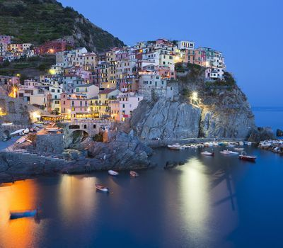 Photo: Italian Coastline