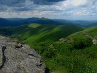 Photo: Tarnica's Bieszczady Mountains in southeast Poland