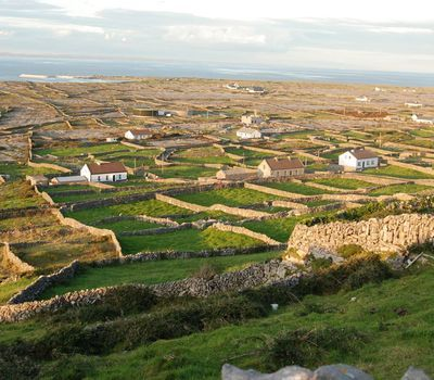 Photo: The smallest of the three Irish Aran Islands