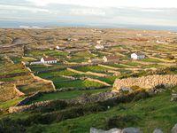 Photo: The smallest of the three Irish Aran Islands
